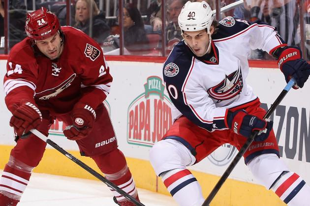 ESPN Gamecast: Coyotes vs. Blue Jackets