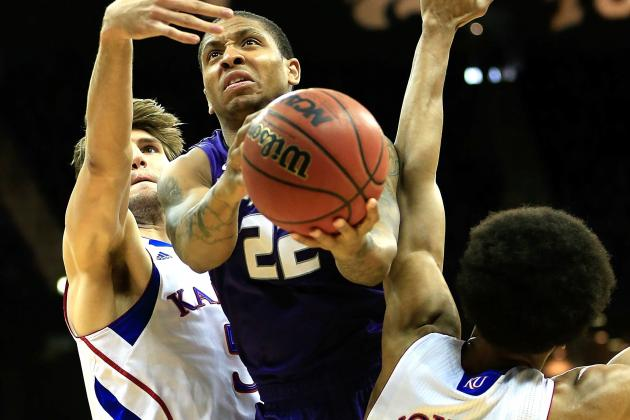 Kansas Wallops K-State to Capture 2013 Big 12 Tournament Title