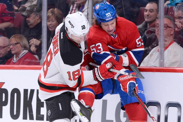 ESPN Gamecast: Canadiens vs. Devils