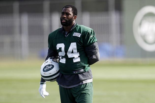 Darrelle Revis' Recent $1M Bonus Shows Jets Need to Make Swift Decision on CB
