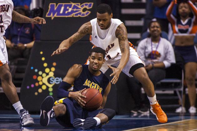 North Carolina A&T Clinches Tourney Berth with 57-54 Win
