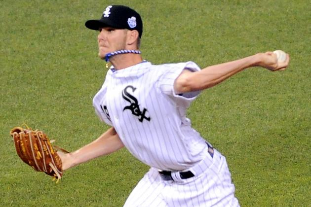 Robin Ventura Names Chris Sale Opening Day Starter