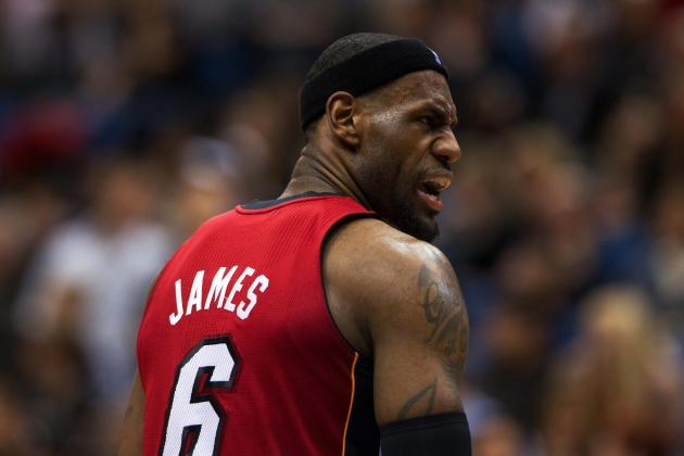 Miami Heat Becoming the Scariest First-Round Matchup Ever