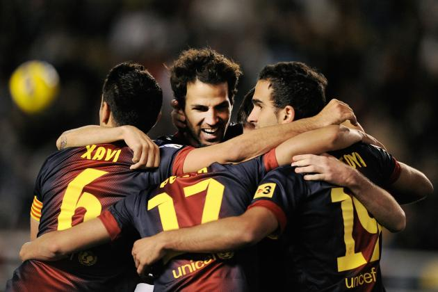 Barcelona vs. Rayo Vallecano: Date, Time, Live Stream, TV Info and Preview
