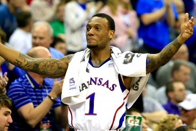 Kansas Wallops K-State to Capture 2013 Big 12 Tournament Title