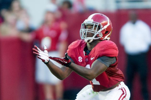 Former Five-Star 'Bama RB Moves to Corner… for Now