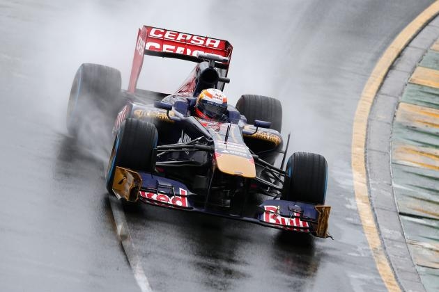 Australian Grand Prix 2013: Start Time, Lineup, TV Schedule and More