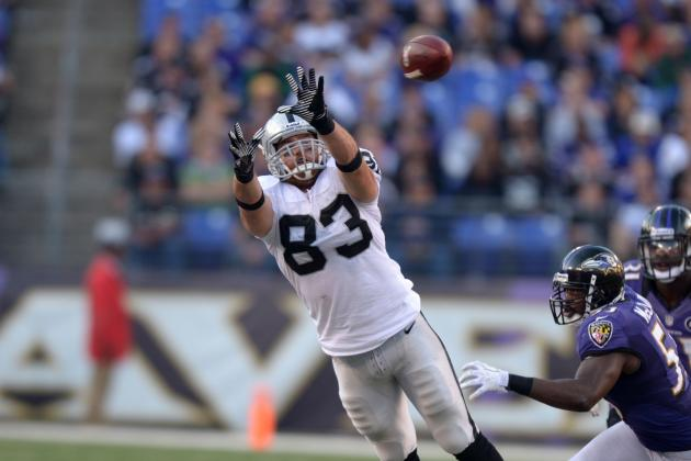 New York Giants Reportedly Sign TE Brandon Myers