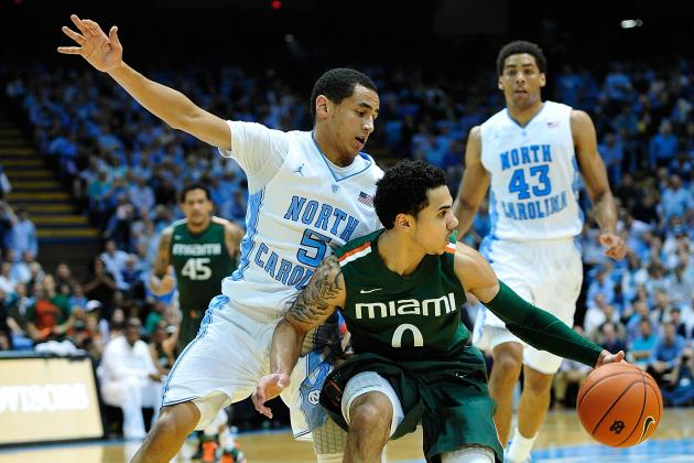 ACC Tournament 2013: Predictions for Miami-North Carolina Final