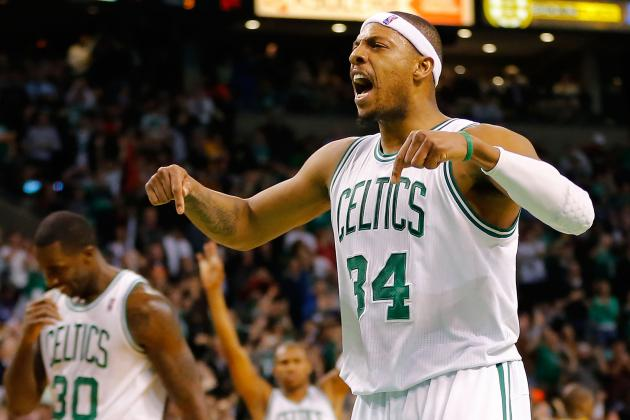 2013 Will Be Paul Pierce's Final Hurrah with Boston Celtics
