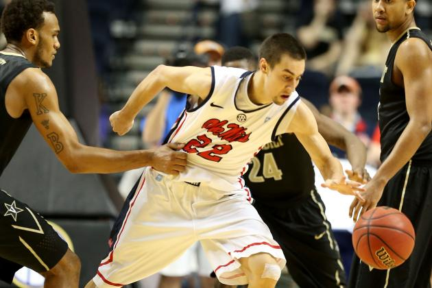 Marshall Henderson Will Not Let You Foul Him Easily [Video]