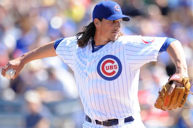 Cubs Made Offer 'Well Above' Five Years, $30 Million to Jeff Samardzija