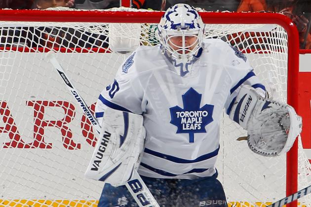 Reimer in for Scrivens to Start 3rd Period