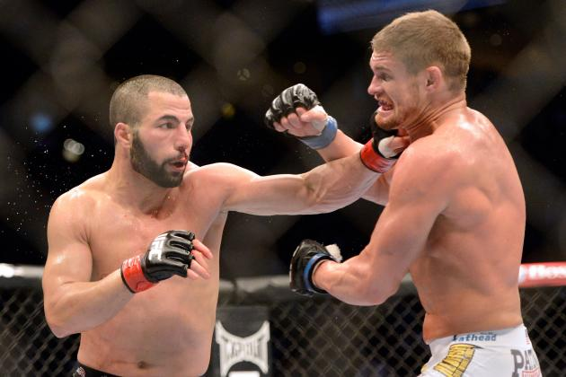 UFC 158: What We Learned from John Makdessi vs. Daron Cruickshank