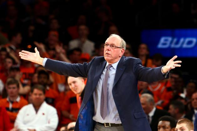Syracuse Vanquishes Rival Georgetown in One Last Big East Battle