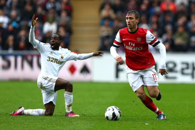 Arsenal: Reviewing the Gunners' Victory at Swansea City