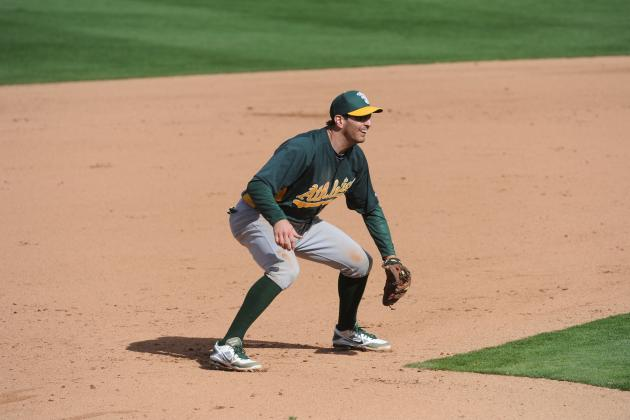 Oakland A's May Have to Go Back to the Drawing Board for Second Base