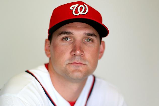 Ryan Zimmerman Returns to Third Base