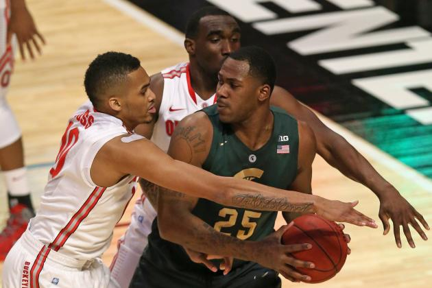 Michigan State Basketball: Silver Lining from Spartans' Loss vs. Buckeyes