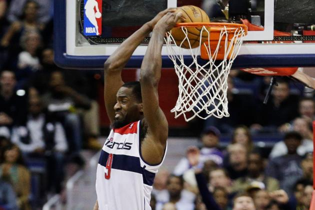 Martell Webster's 34 points leads Washington Wizards past Phoenix Suns, 127-105
