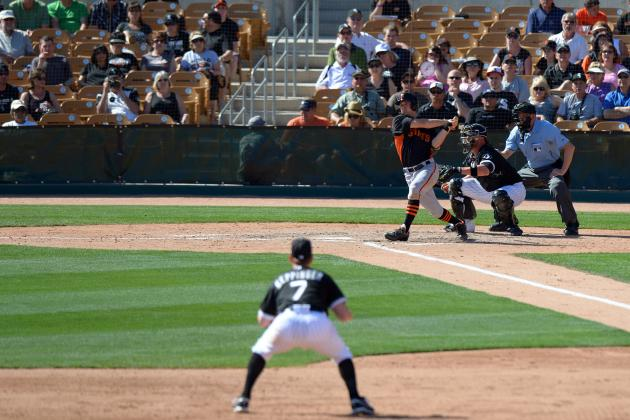 San Francisco Giants Top Prospect Gary Brown Demoted to Work on Hitting Approach