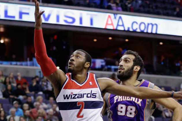 Washington Wizards 127, Phoenix Suns 105