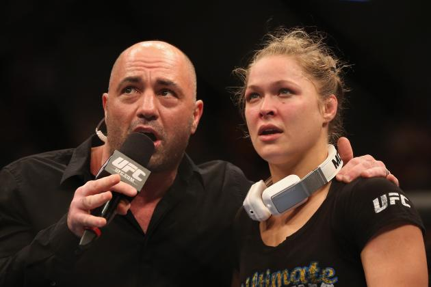 Ronda Rousey Will Be Coach on Historic Season of The Ultimate Fighter