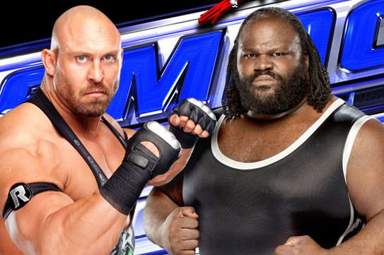 WWE WrestleMania 29: Mark Henry vs. Ryback Better Be More Than Just a TV Feud