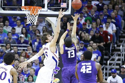 Wildcats: Jeff Withey 'Changed the Game on Defense'
