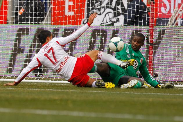 Bill Hamid, DC United Steal Point in Rivalry Game vs. New York Red Bulls