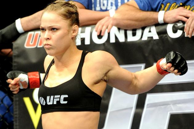 Ronda Rousey Announced as TUF 18 Coach, Co-Ed House with 135-Pound Men and Women