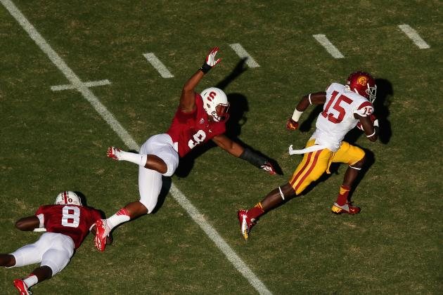 USC Football: Who Will Be the Next Big Thing at WR for the Trojans?