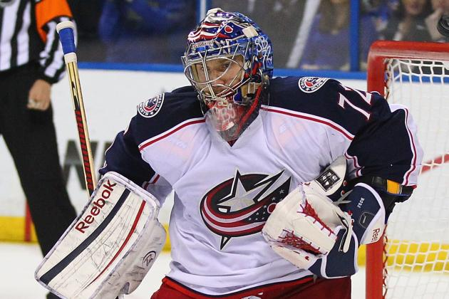 Bobrovsky Outduels Smith in 1-0 OT Shootout