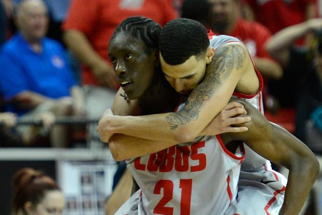 New Mexico Pulls Away, Locks Up MWC Crown