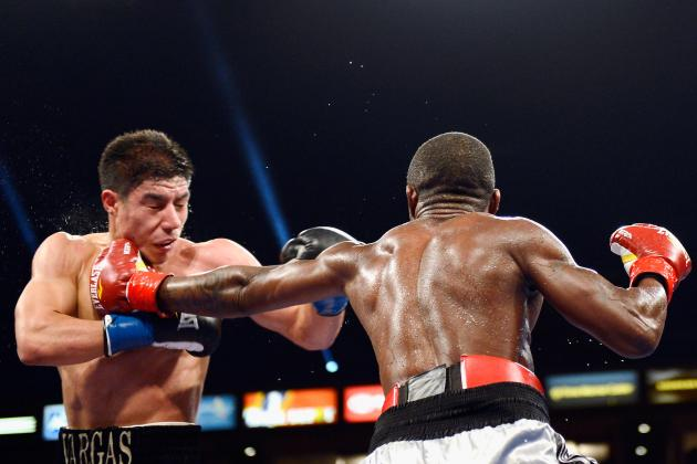 Jessie Vargas Beats Wale Omotoso on HBO Opener