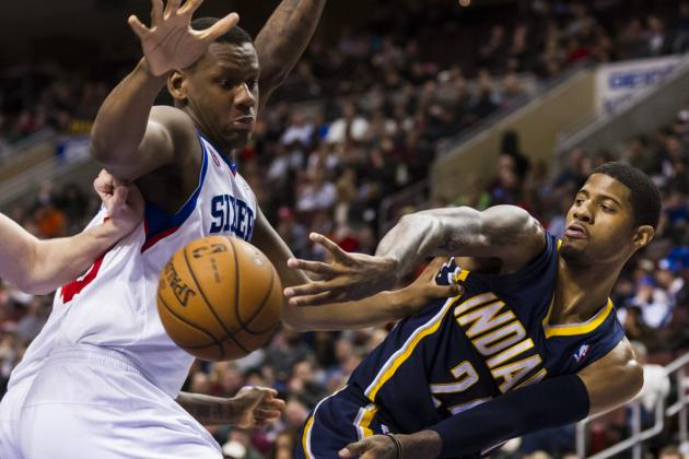 Post-Game Grades: Pacers Fail in Philly