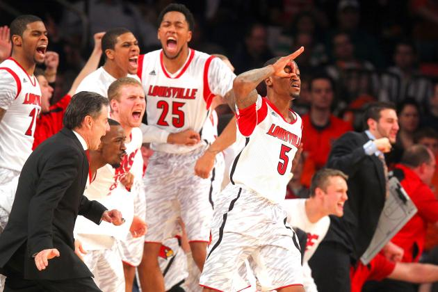 Syracuse vs. Louisville: Twitter Reaction and Grades for Big East Championship