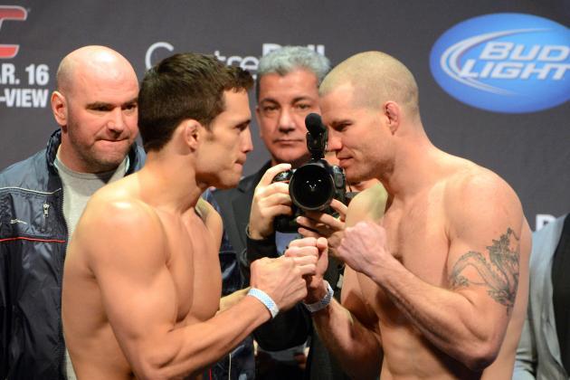 UFC 158: What We Learned From Jake Ellenberger vs. Nate Marquardt