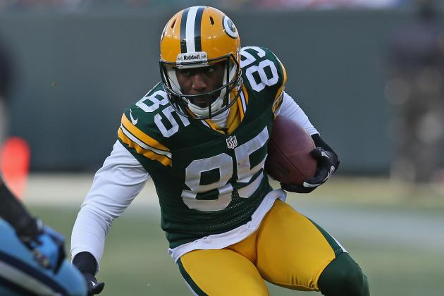 Report: Packers Offered WR Greg Jennings $8M Annually
