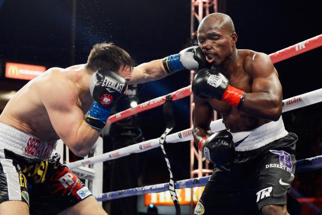 Bradley Wins War Against Provodnikov