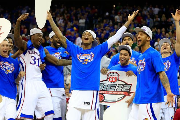 Kansas vs. Kansas State: Jayhawks' Dominance Will Spark Deep NCAA Tournament Run