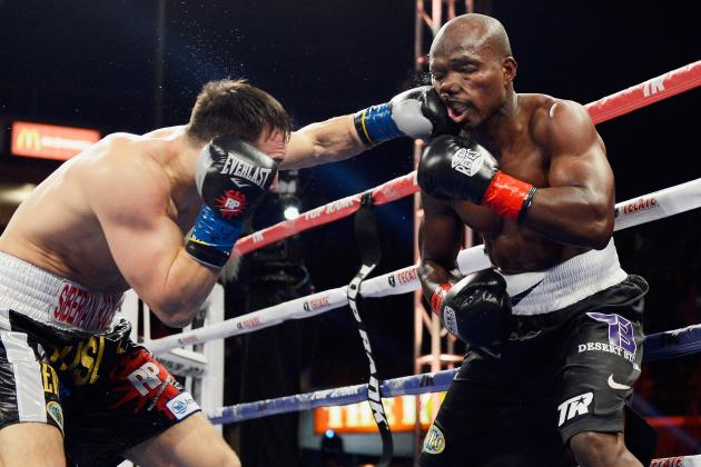 Timothy Bradley Sucks It Up to Win a War Against Provodnikov