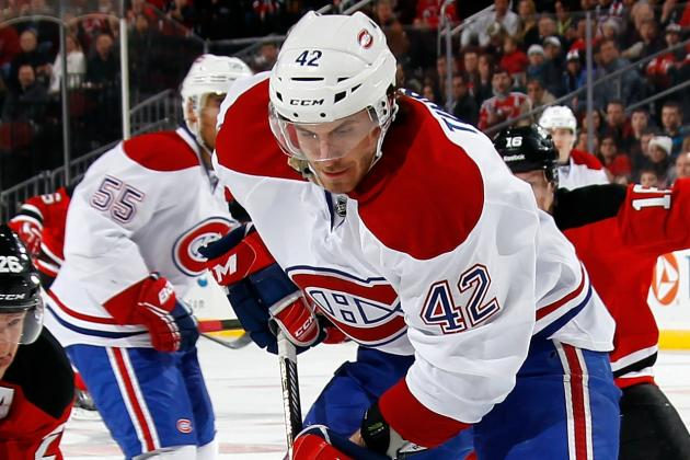 Montreal Canadiens Beat New Jersey Devils to Stretch Winning Streak to Five