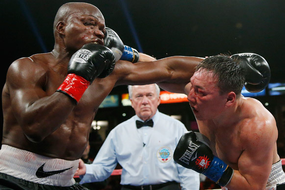 Timothy Bradley Takes out Ruslan Provodnikov in Welterweight Fight