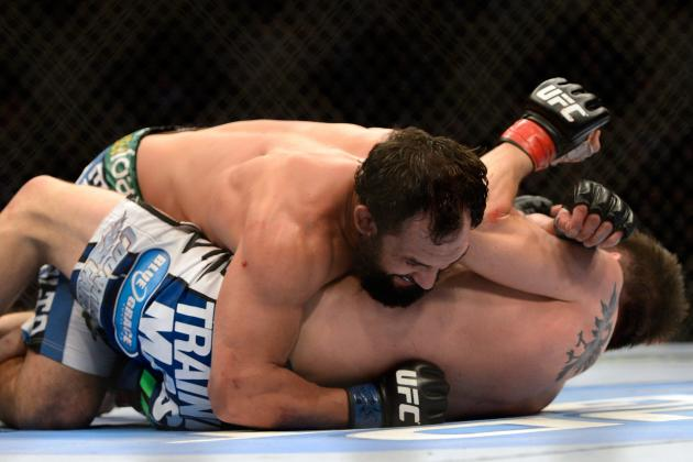 UFC 158 Results: Condit vs. Hendricks Full Fight Technical Breakdown