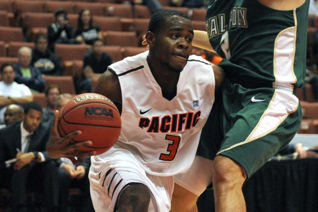 Gill Heats Up off Bench to Lead Pacific to NCAAs
