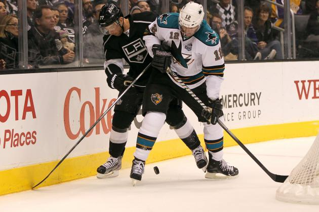 Kings 5, Sharks 2