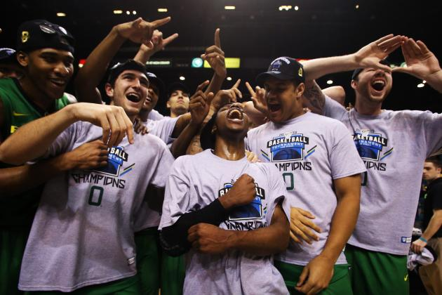 UCLA vs. Oregon: Live Score and Analysis for Pac-12 Tournament Championship 2013