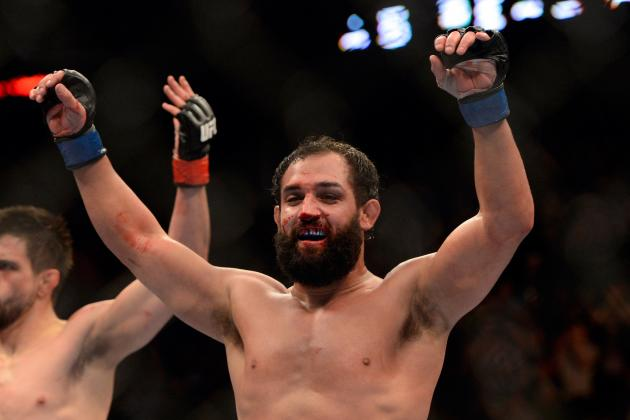 Johny Hendricks Officially Earns the Next Shot at UFC Champion Georges St-Pierre