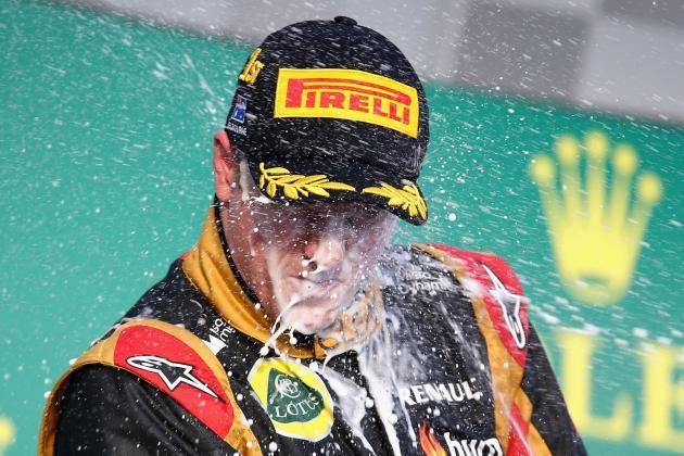 Raikkonen Says Victory 'Not Too Difficult'